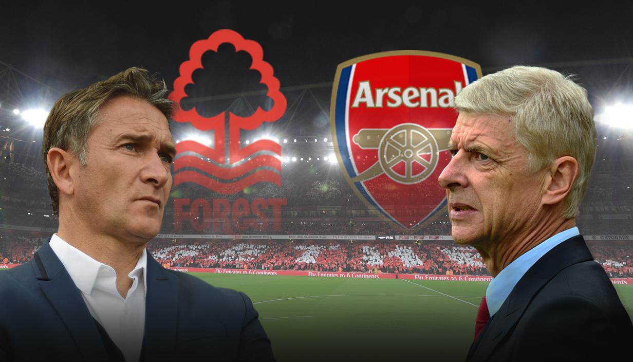 Nottingham Forest v Arsenal Preview Credit: Getty Images