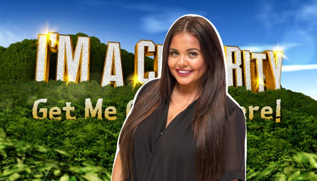 Scarlett Moffatt is jetting out for I'm A Celeb (Picture: REX)