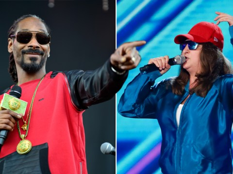 Snoop Dogg thinks Honey G is the greatest X Factor contestant of all time and wants to work with her
