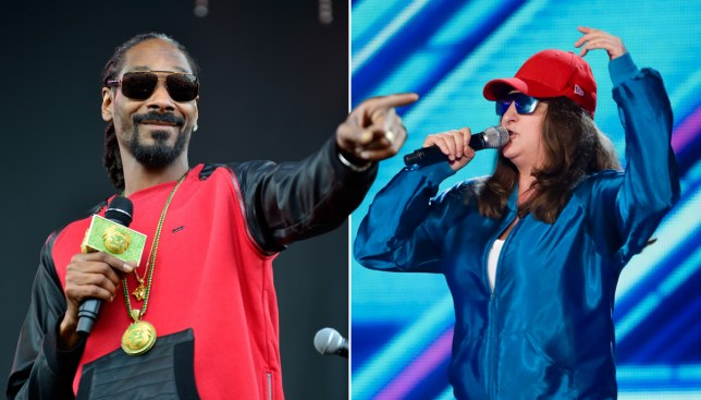 Honey G has Snoop Dogg as her biggest fan (Picture: Getty)