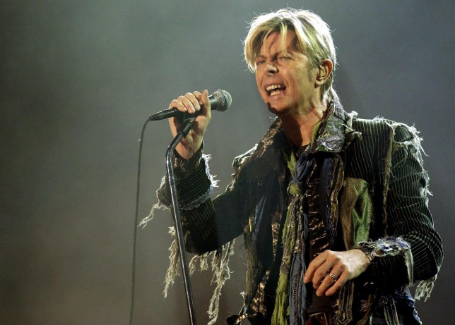 David Bowie's last album was up for the Mercury Prize (Picture: PA)