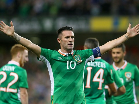 Robbie Keane scores stunning 'Gazza-esque' goal in his final game for Ireland