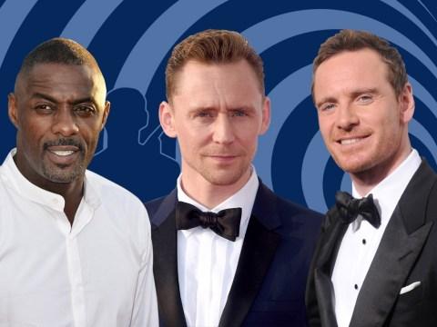 Michael Fassbender, Idris Elba and Tom Hiddleston make the James Bond 'shortlist'