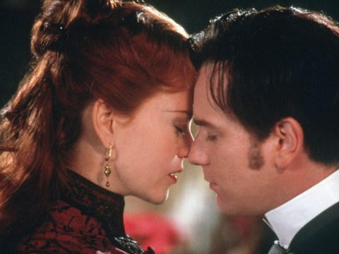 Moulin Rouge is going to be made into a stage musical