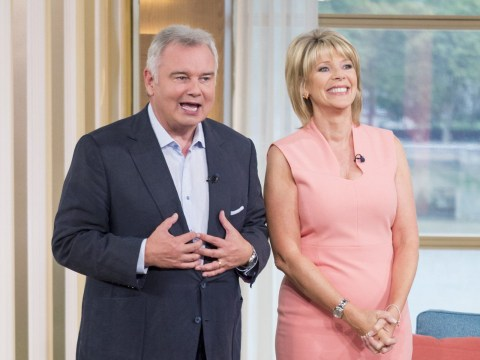 Ruth Langsford claims hubby Eamonn Holmes is like a steam train when they have sex