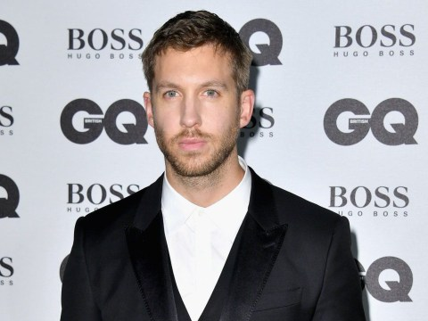 Calvin Harris is taking over Radio 1 with Annie Mac and Nick Grimshaw