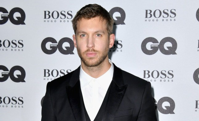 LONDON, ENGLAND - SEPTEMBER 06: Calvin Harris arrives for GQ Men Of The Year Awards 2016 at Tate Modern on September 6, 2016 in London, England. (Photo by Gareth Cattermole/Getty Images)