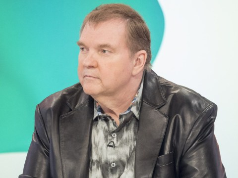 Meat Loaf says severe back pain means he can no longer perform