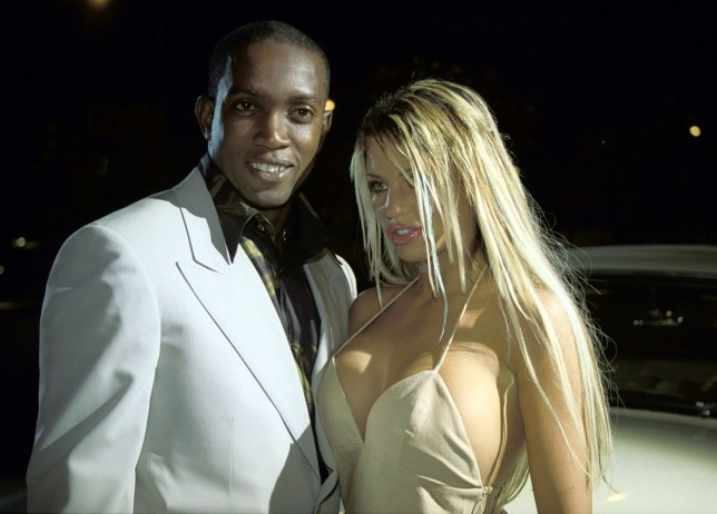 Katie Price has said ex partner Dwight Yorke is 'unable to accept' son Harvey (Picture: Getty Images)