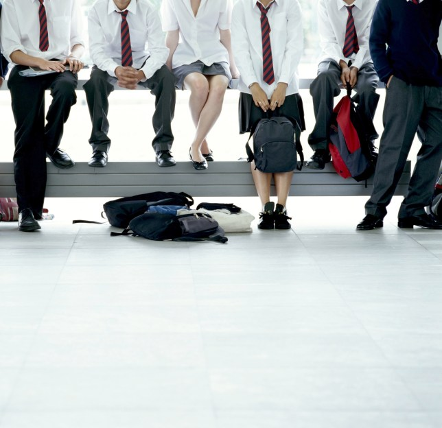 Sexual groping and bullying 'part of everyday life for schoolgirls'