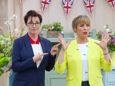 Is this the real reason why Mel and Sue quit The Great British Bake Off?