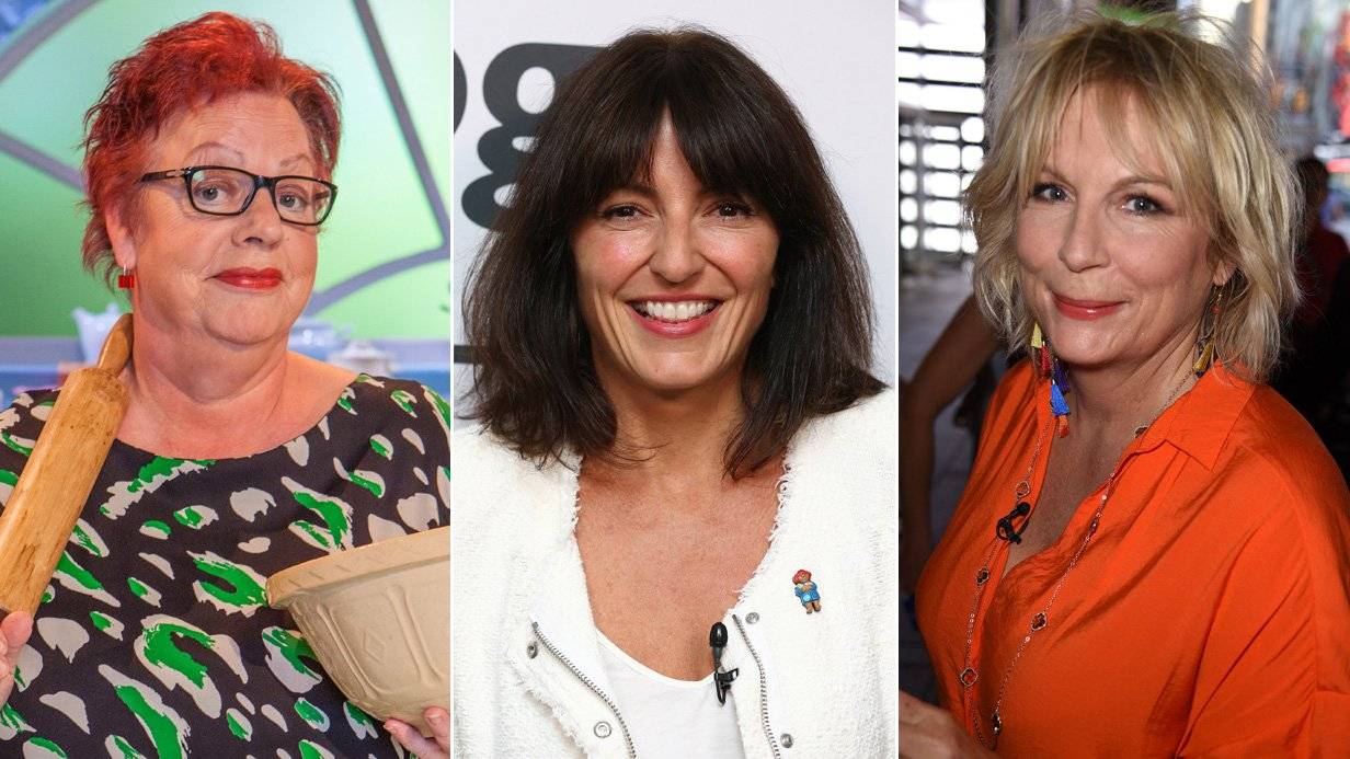 Jennifer Saunders, Jo Brand and Davina McCall tipped as new Great British Bake Off hosts