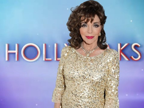 Dame Joan Collins says she was offered a role in Hollyoaks