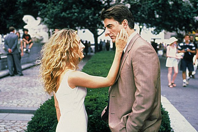 People are revealing the dumbest things their exes have said to try and win them back Carrie Bradshaw and Big in Sex and the City credit: HBO