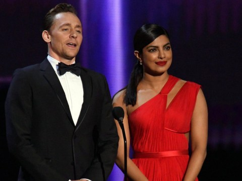 Tom Hiddleston has been caught 'openly flirting' with Priyanka Chopra