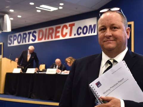 Sports Direct chief executive quits following claims staff were paid less than minimum wage