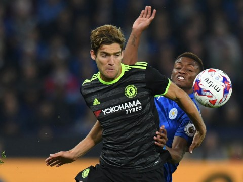 Scouting report: Marcos Alonso provides more balance to Chelsea as they knock Leicester out the EFL Cup