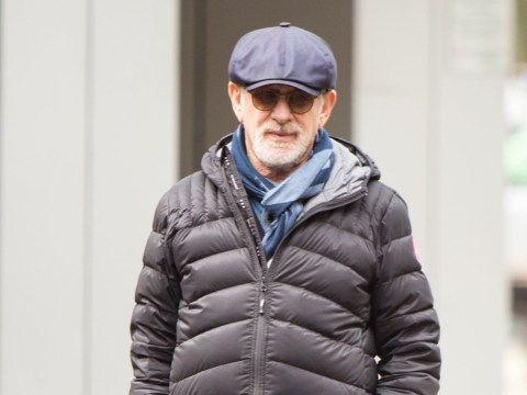 Here's your first look at Steven Spielberg's Ready Player One filming in London