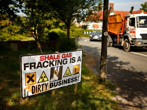 Labour will ban all fracking if they win the next general election