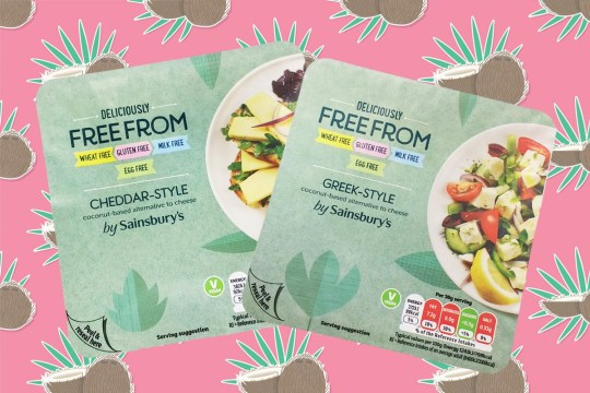 We Tried Sainsburys New Deliciously Freefrom Vegan Dairy