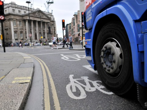 Lorries could be banned from London 'to prevent cyclist deaths'