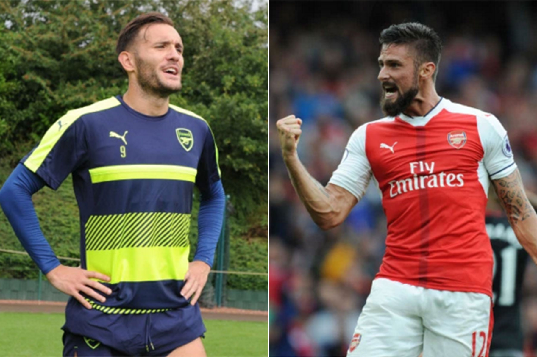 Jamie Vardy much better than Olivier Giroud and Lucas Perez and would have walked into the Arsenal side, says Gary Lineker