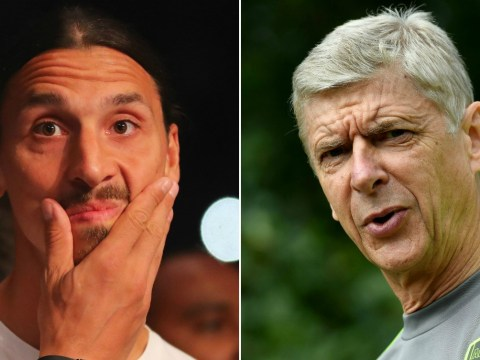 Arsenal boss Arsene Wenger says PSG are still trying to find their feet after losing Zlatan Ibrahimovic
