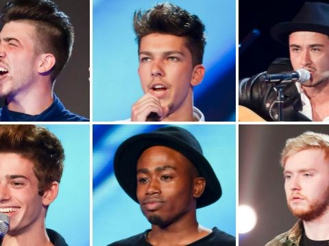 The X Factor 2016 recap: Nicole Scherzinger's Boys face the Six Chair Challenge
