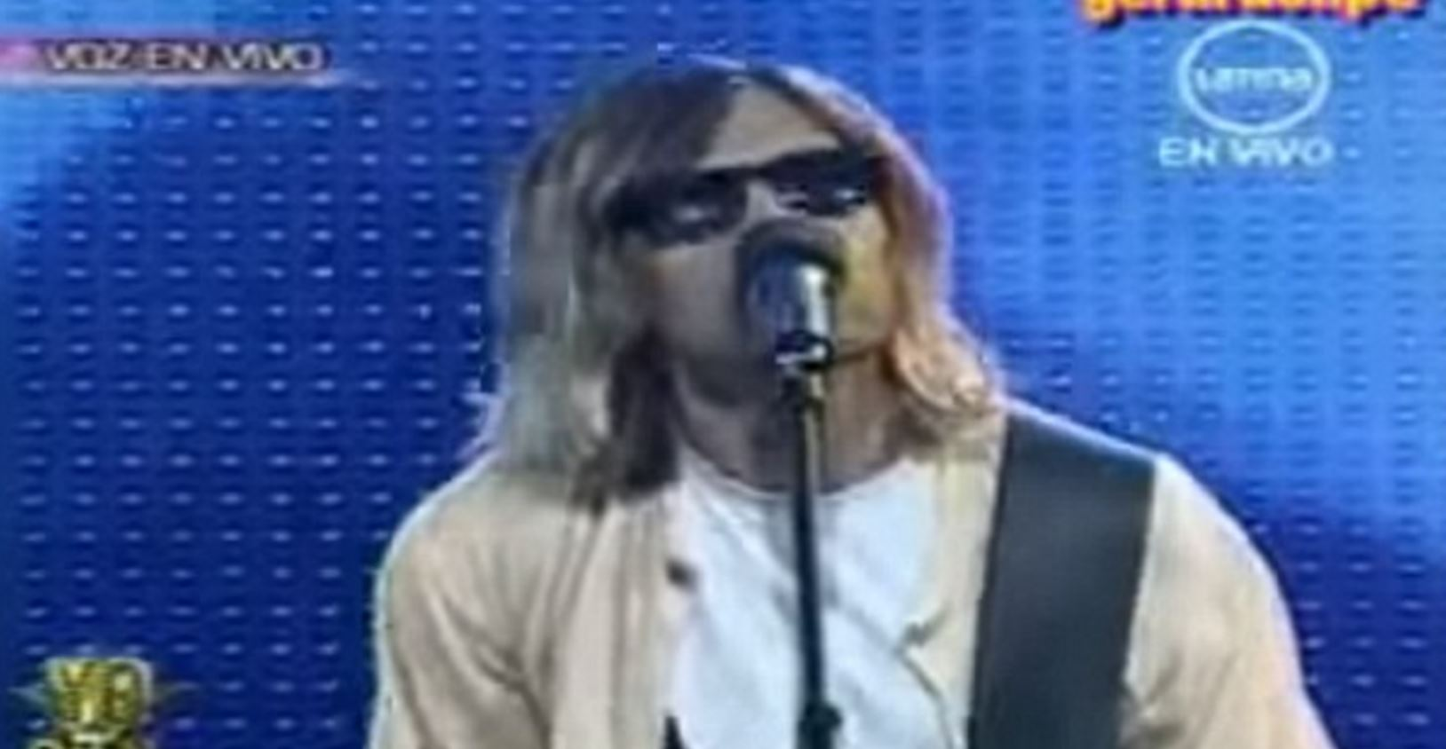 Nirvana respond to conspiracy theory that Kurt Cobain is alive and singing on Peruvian TV