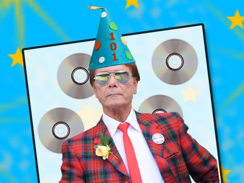 Cliff Richard says his upcoming 101st album celebrates the music of a more 'innocent time'