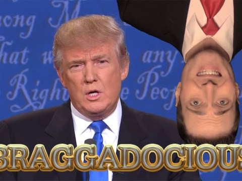 The most brilliantly accurate take on the Clinton-Trump debate you'll see