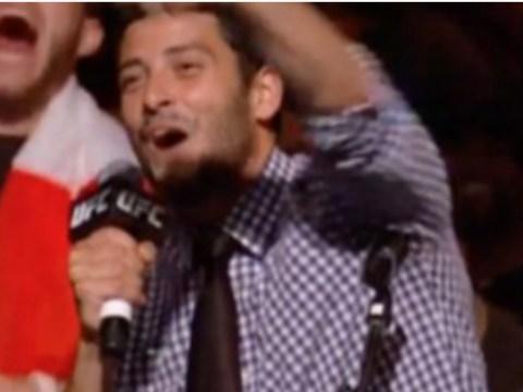 Fan at UFC 205 press conference fires question at Eddie Alvarez to send Conor McGregor into stitches