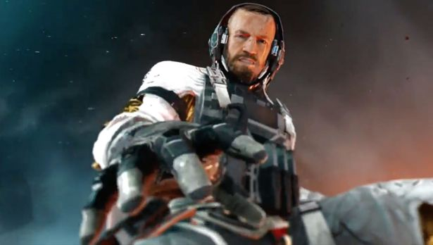 Watch: UFC star Conor McGregor punches man out on the moon in new Call of Duty trailer