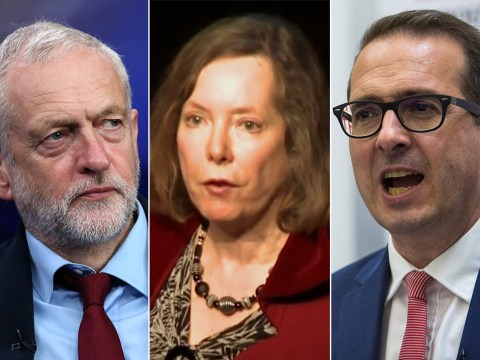 Ouch – Jeremy Corbyn's ex-wife says she voted for Owen Smith