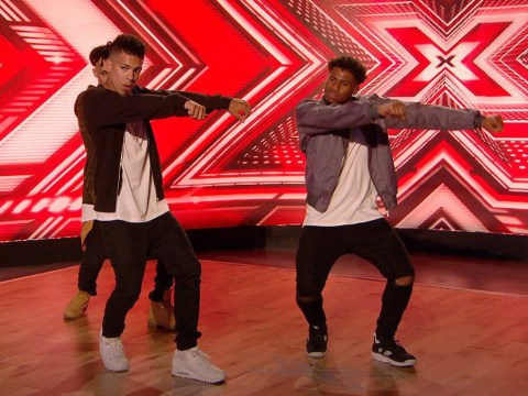 The X Factor viewers are outraged at the fact auditioning acts were 'clearly f**king miming'