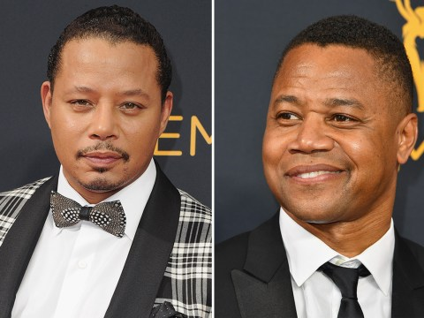 Emmy Awards 2016 official Twitter account mixes up Cuba Gooding Jr and Terrence Howard