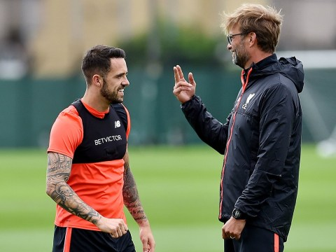 Liverpool boss Jurgen Klopp says Danny Ings is very close to being given the nod