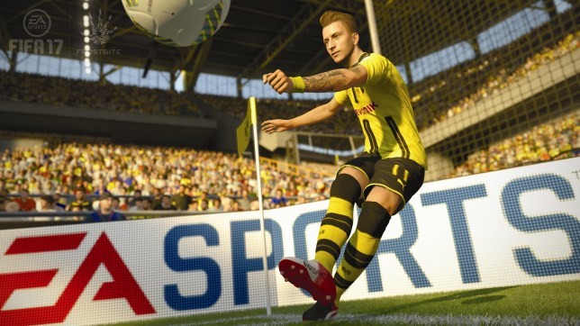 FIFA 17 - play it for yourself next week