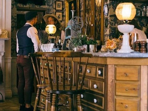 Why Fogg's Gin Parlour should be your next drinking destination