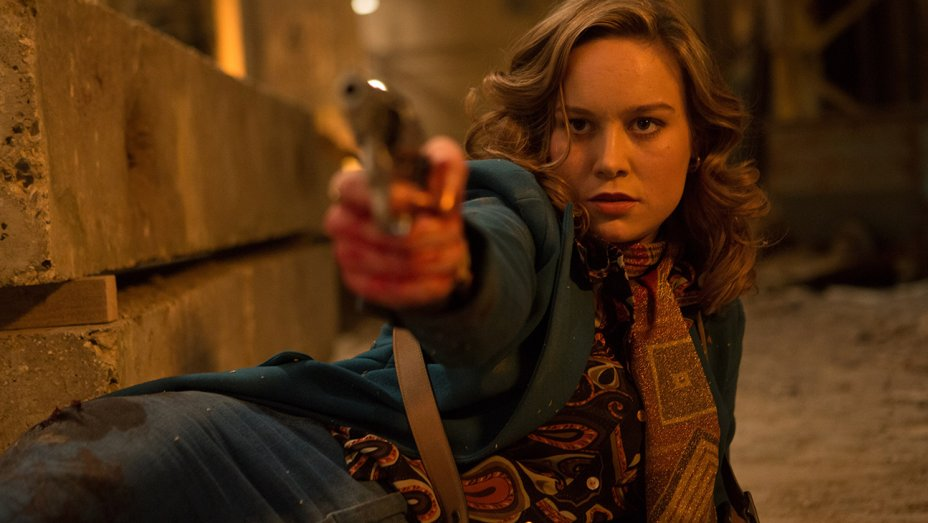 Brie Larson stars in Free Fire (Picture: StudioCanal)