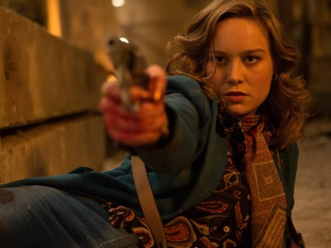 Watch: Brie Larson is on gun-toting form in the first trailer for Free Fire