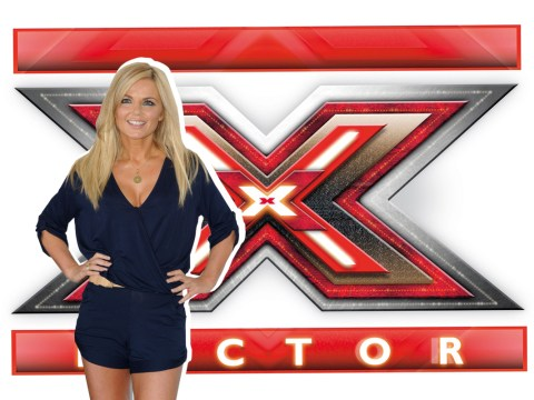 Geri Horner will appear alongside Mel B on The X Factor tonight and we're WAY too excited