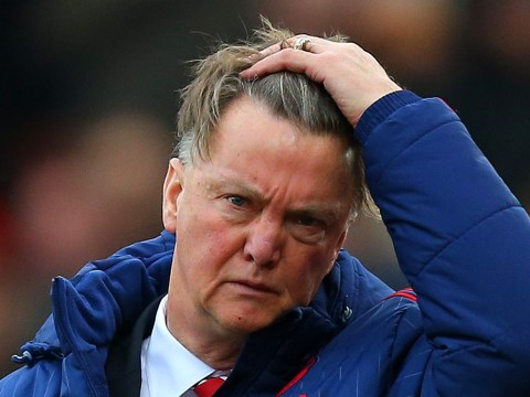 Louis van Gaal 'cried like a baby' when he was sacked by Barcelona