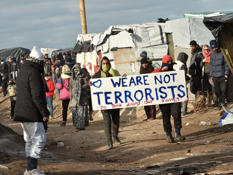 France is set to close down the Calais Jungle for good