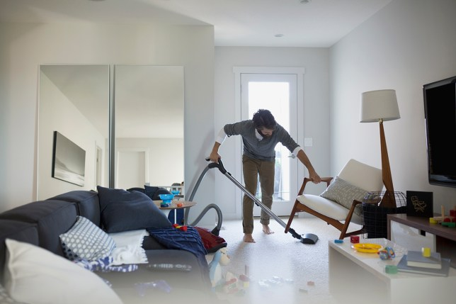 Slovenly housekeeping is giving you cancer. Sorry