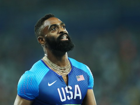Olympic sprinter Tyson Gay enters tryouts for USA bobsled team
