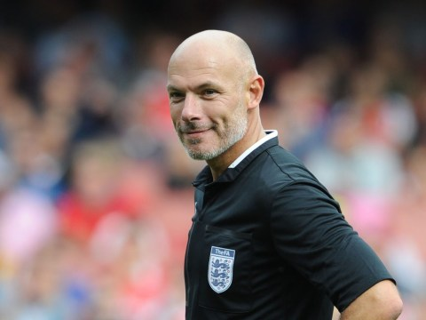 Howard Webb names Goodison Park as the hardest ground for a referee in the Premier League