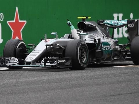 Nico Rosberg wins Italian Grand Prix to cut Lewis Hamilton's championship lead