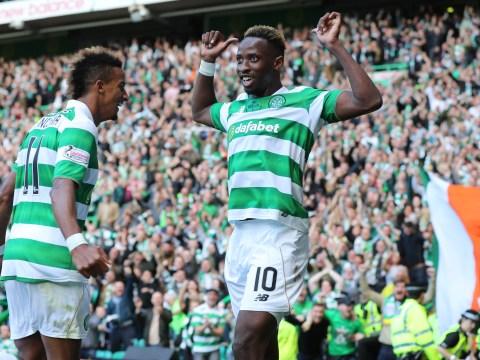 Celtic 5-1 Rangers: Moussa Dembele hat-trick downs the Gers
