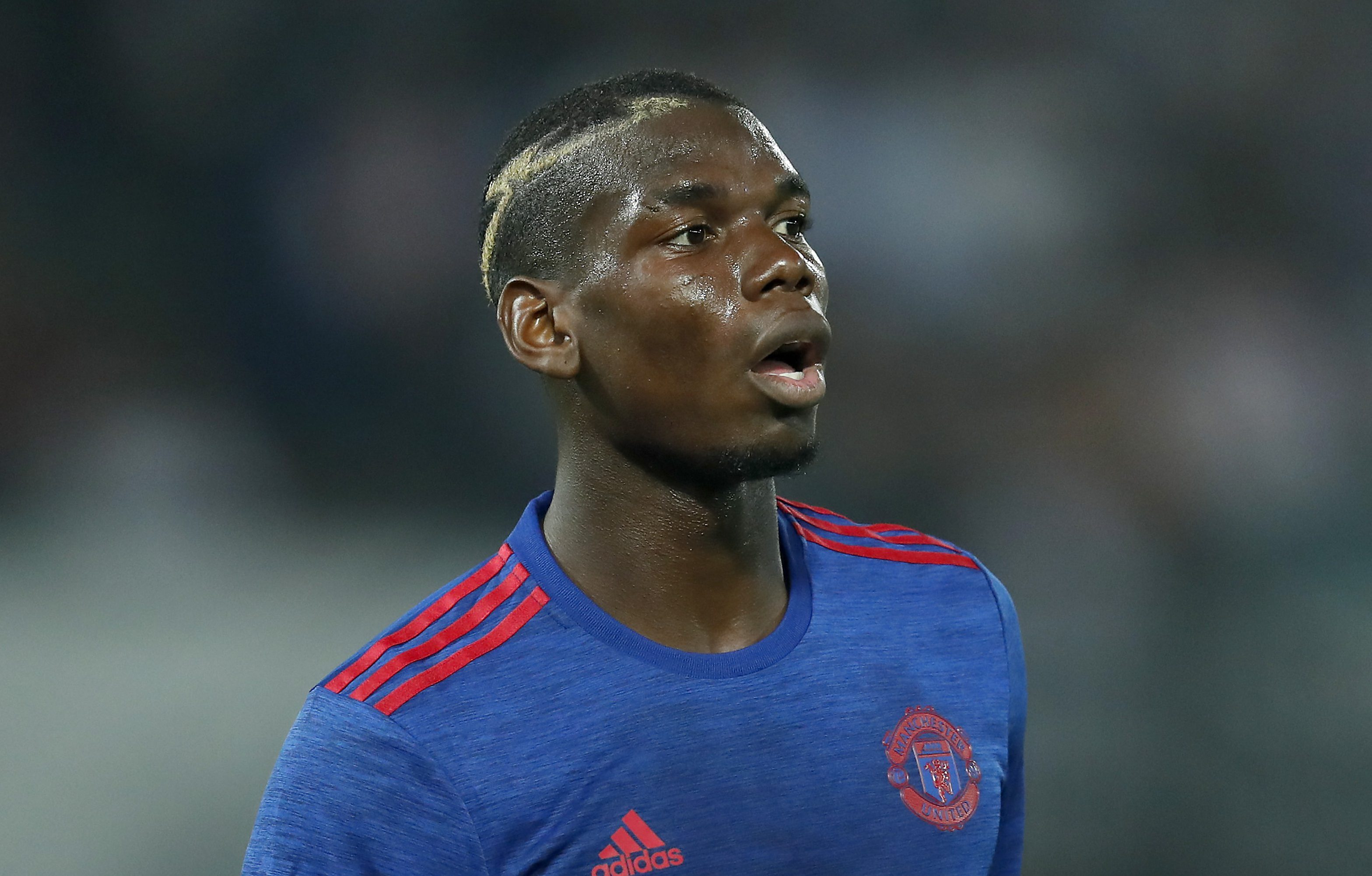 Paul Pogba was 'screaming at his team-mates' in Manchester United's defeat to Feyenoord